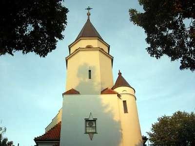 Kościół w Żałem