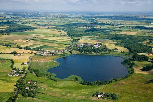 Jezioro Brzuskie