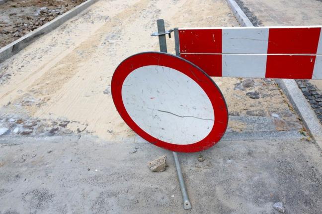 Droga Brzuze-Nadróż zamknięta na dwa dni