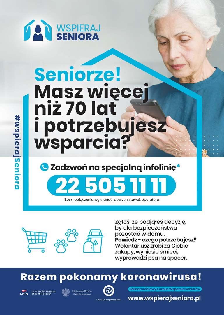 Program Wspieraj Seniora