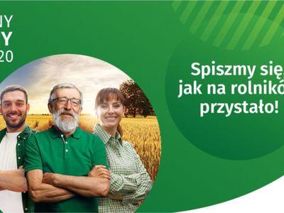 Spis rolny 2020 – spotkanie informacyjne