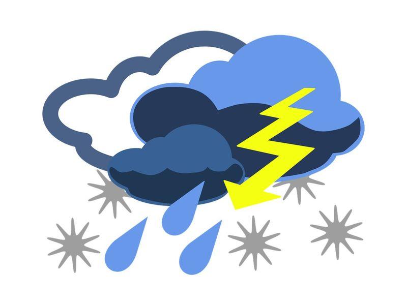 Ostrzeżenie pogodowe - oblodzenie