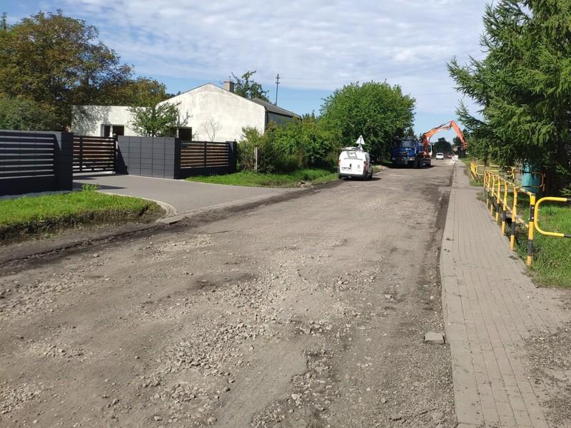 Remont drogi powiatowej Nr 2940E w miejscowości Józefów