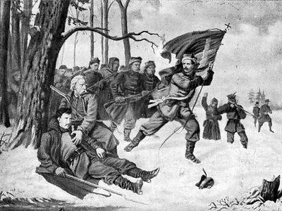 Bitwa pod Nietrzebą z 1863 roku