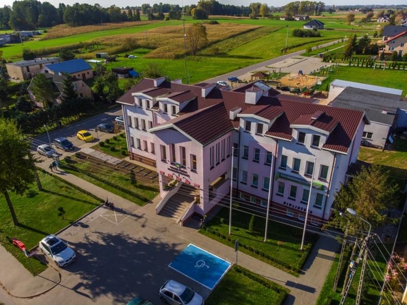 Urząd Gminy Chrostkowo, październik 2020